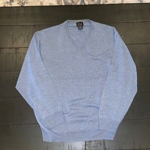 Jos A Banks sweater Signature Collection